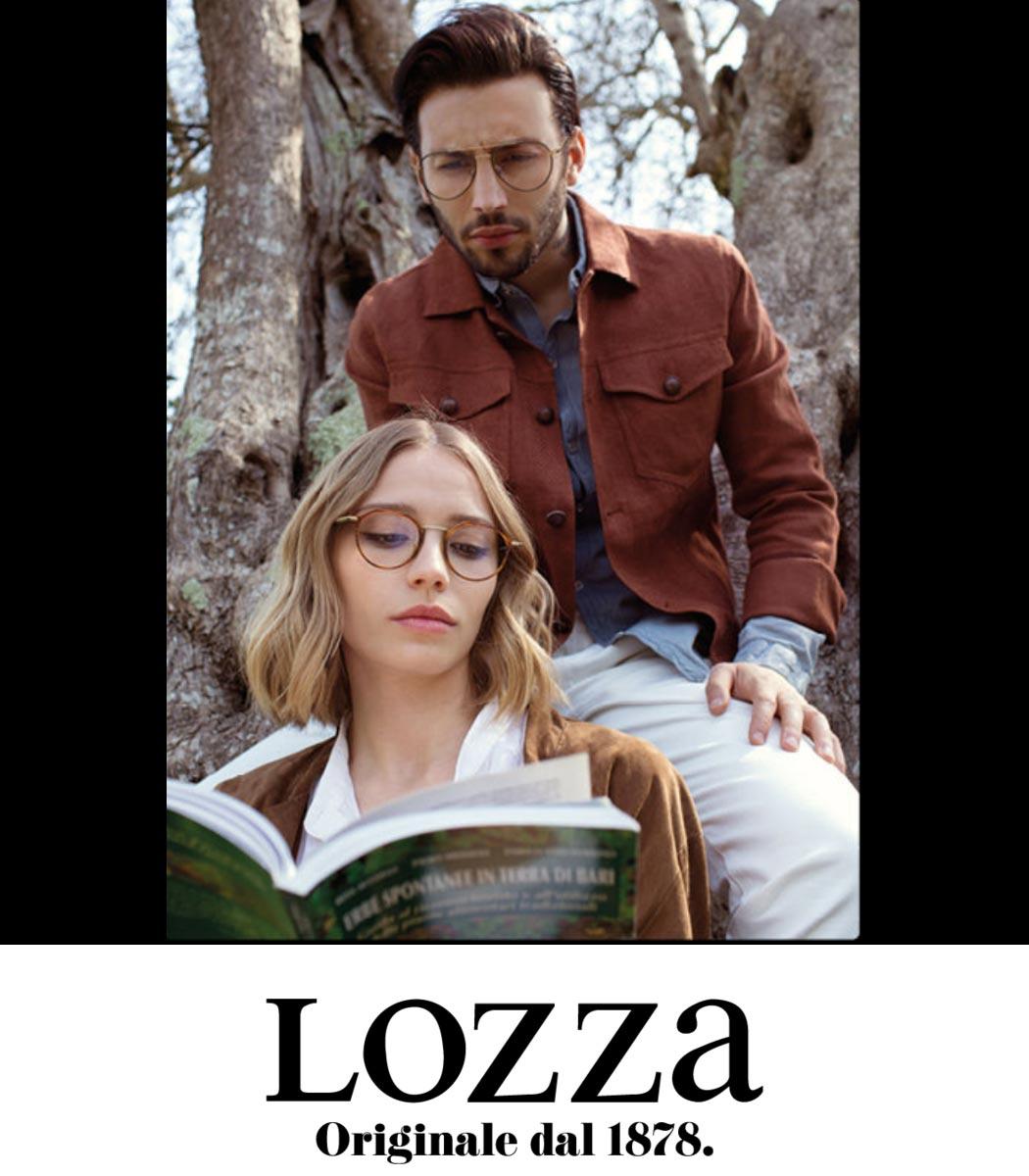 Lunettes Lozza